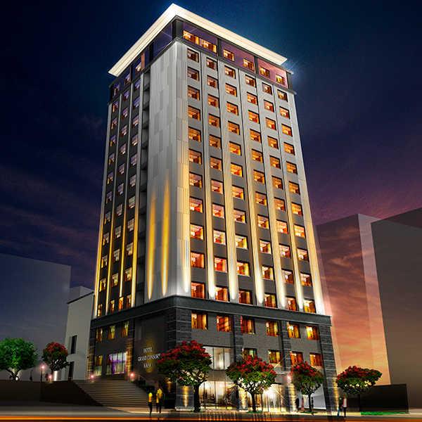 沖縄県庁前ホテル(仮称)<br>2021年春オープン予定