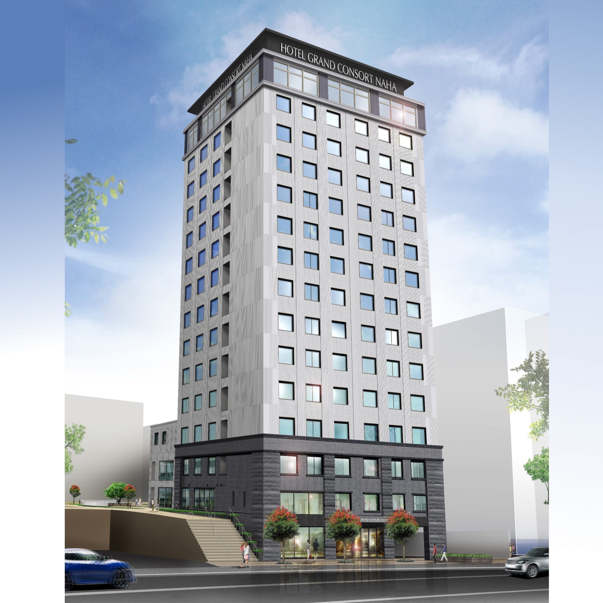 HOTEL GRAND CONSORT NAHA<br>2022年春グランドオープン